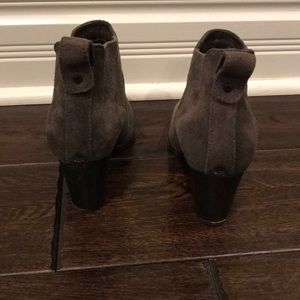 76dea4282f0 Ugg Cobie II Nightfall Grey Suede Ankle Boots NWT